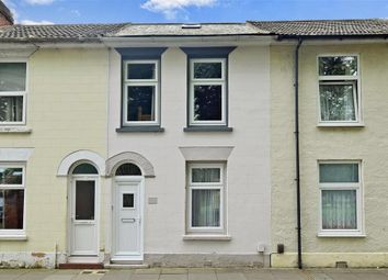 Thumbnail 2 bed terraced house for sale in Alver Road, Portsmouth, Hampshire