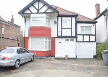 Thumbnail 4 bedroom detached house to rent in Greyhound Hill, Hendon, London