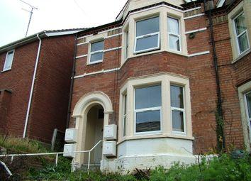 Thumbnail 2 bedroom maisonette to rent in Goldcroft, Yeovil
