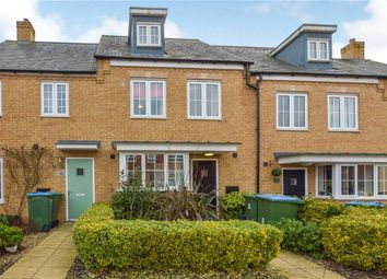 Thumbnail 4 bed terraced house for sale in Turnside Street, Buckingham, Buckinghamshire