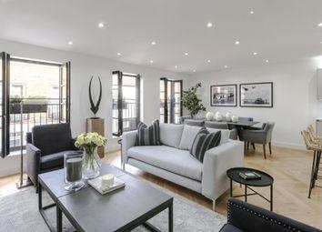 Chippenham Mews, London W9. 3 bed terraced house