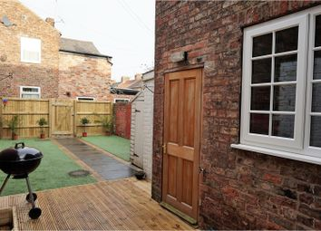 Thumbnail 3 bed terraced house for sale in Heslington Road, York