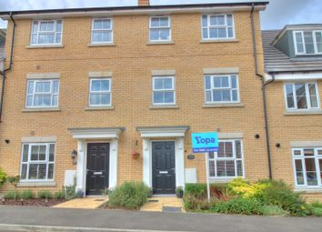 Thumbnail 4 bed terraced house for sale in Montagu Drive, Saxmundham