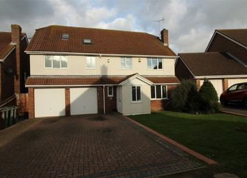 Thumbnail 7 bed detached house for sale in Cheviot Close, Eastbourne