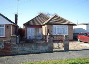 Thumbnail 2 bed detached bungalow for sale in Tudor Green, Jaywick, Clacton-On-Sea