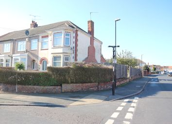 Thumbnail 3 bed end terrace house for sale in 239 Middlemarch Road, Radford, Coventry