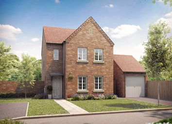 "Thumbnail 3 bed detached house for sale in ""The Cawood"" at Fordlands Road, Fulford, York"