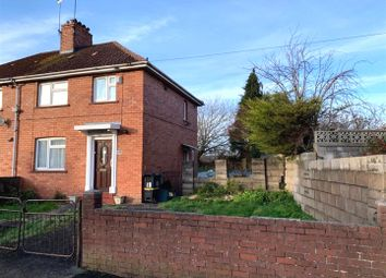 Thumbnail 3 bedroom semi-detached house for sale in Crediton Crescent, Knowle, Bristol