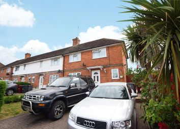 Thumbnail 2 bed end terrace house to rent in Lamerton Road, Reading, Berkshire