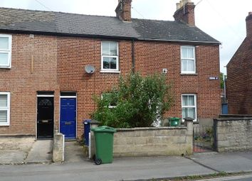 Thumbnail 2 bedroom terraced house to rent in Cross Street, Oxford