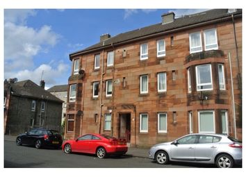 Thumbnail 1 bed flat for sale in Houston Street, Renfrew, Renfrewshire