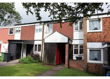 Thumbnail 3 bed terraced house for sale in Hunters Close, Droitwich