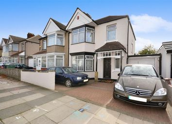 Thumbnail 3 bed semi-detached house for sale in Sudbury Heights Avenue, Greenford, Middlesex