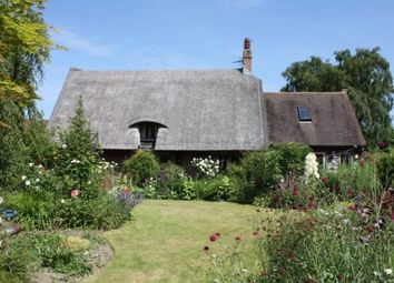Thumbnail 3 bed detached house for sale in Strethall, Saffron Walden