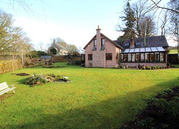 Thumbnail 5 bed detached house for sale in Kirkton Of Airlie, Kirriemuir, Angus