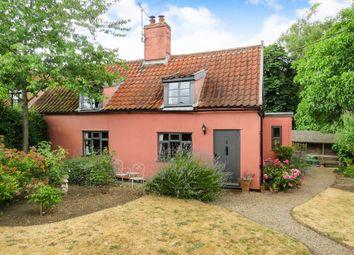 Thumbnail 2 bed semi-detached house for sale in Fenn Street, Winston, Stowmarket