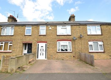 Thumbnail 3 bed terraced house to rent in Lewis Road, Swanscombe, Kent