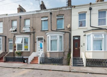 Cumberland Road, Ramsgate CT11. 3 bed terraced house