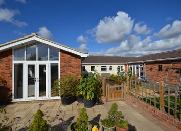 Thumbnail 5 bed equestrian property for sale in Gilded Way, Oxcroft Bank, Whaplode Drove, Spalding