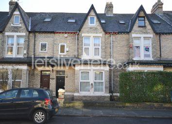 Thumbnail 5 bedroom maisonette to rent in Cardigan Terrace, Heaton, Newcastle Upon Tyne