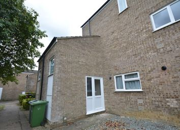 Thumbnail 3 bedroom terraced house for sale in Barnstock, Bretton, Peterborough