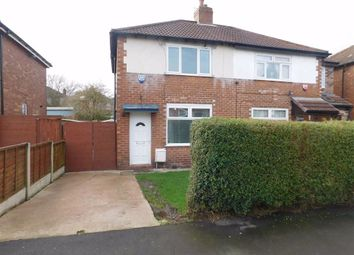 2 bed semi-detached house for sale in The Quadrant, Offerton, Stockport SK1