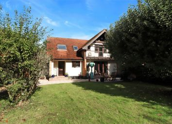 Thumbnail 4 bed detached house for sale in Penmans Hill, Chipperfield, Kings Langley