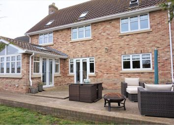 Thumbnail 5 bed detached house for sale in Harpers Court, Emneth, Wisbech