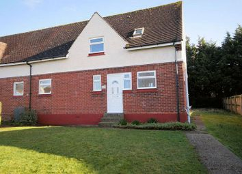 Thumbnail 3 bedroom end terrace house for sale in Newtown, Portchester, Fareham