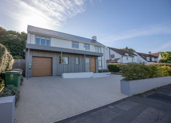 Thumbnail 4 bedroom detached house for sale in Widewell Road, Plymouth
