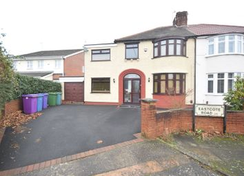 Thumbnail 4 bedroom semi-detached house for sale in Eastcote Road, Allerton, Liverpool
