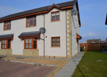 Thumbnail 2 bed flat to rent in 93 Thornhill Drive, New Elgin, Elgin
