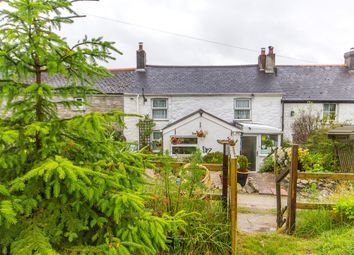 Thumbnail 4 bed cottage for sale in Trelavour Downs, St. Dennis, St. Austell
