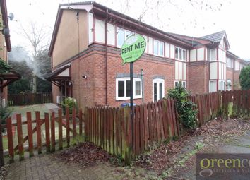 Thumbnail 2 bed semi-detached house to rent in St. Martins Drive, Salford