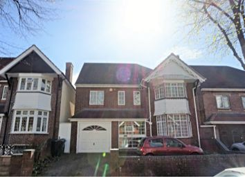 Thumbnail 5 bed detached house for sale in Wadhurst Road, Birmingham