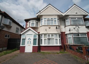 Thumbnail 3 bed semi-detached house for sale in Dormer's Wells Lane, Southall