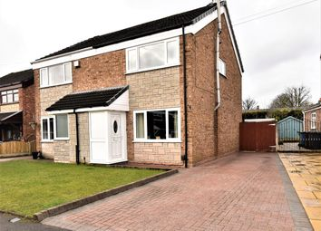Thumbnail 3 bed semi-detached house for sale in Whimbrel Road, Tyldesley, Manchester