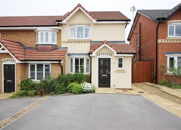 Thumbnail 3 bed semi-detached house for sale in Carlton Way, Rotherham