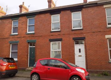 3 bed terraced house for sale in Salisbury Road, Exmouth EX8
