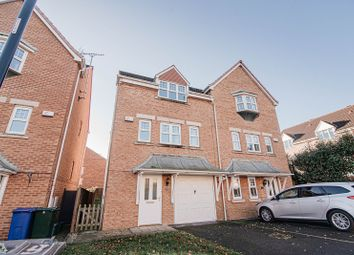 Thumbnail 3 bed semi-detached house for sale in Oak Court, Balby, Doncaster