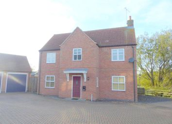 Thumbnail 4 bed detached house to rent in Main Road, Old Clipstone, Mansfield