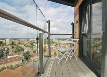 Thumbnail 2 bed flat for sale in Wandle Road, Croydon