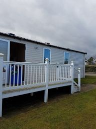 Thumbnail 2 bed mobile/park home for sale in Gristhorpe Bay, Filey