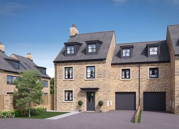 Thumbnail 4 bed semi-detached house for sale in Plot 10 Mount Vale Gardens, York