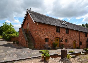 Thumbnail 3 bed barn conversion for sale in The Village, West Hallam, Ilkeston