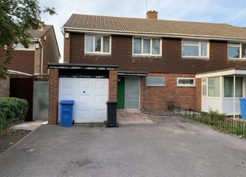 Thumbnail 3 bedroom property for sale in 28 Bailey Crescent, Poole, Dorset