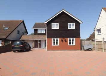 Thumbnail 5 bed detached house for sale in Kirby Cross, Frinton-On-Sea, Essex