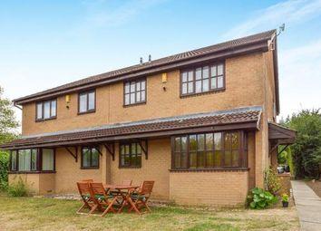 Thumbnail 2 bedroom end terrace house for sale in Rolvenden Grove, Kents Hill, Milton Keynes, Buckinghamshire