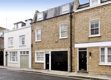 Cadogan Lane, London SW1X. 2 bed terraced house