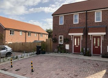 Thumbnail 2 bedroom semi-detached house for sale in Horseshoe Close, Blandford St. Mary, Blandford Forum